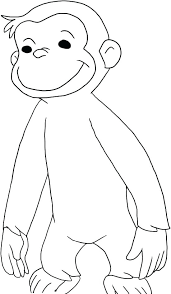 Curious George Hundley Coloring Pages Curious Coloring Pages Curious