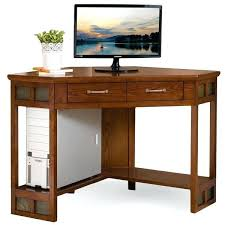 rustic computer desk furniture rustic oak amp slate corner computer writing desk rustic computer desk diy