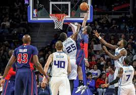 Hornets send Pistons to 6th loss in row ...