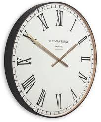thomas kent wall clock clocksmith roman