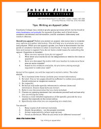 How To Write An Appeal Business Letter Language