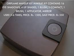 oriflame makeup kit