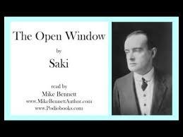 the open window by saki language arts open window  the open window essay questions gradesaver