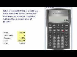 Coupon Bond Yield Calculator Sports Clips Coupons Houston Texas