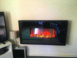 electric fireplace logs insert entertainment center sams club no heat