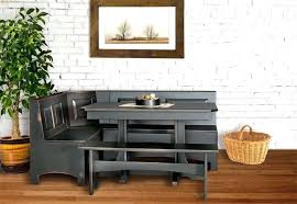 outstanding corner breakfast nook furniture trestle table set in natural corner breakfast nook furniture best kitchen