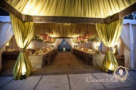the crew at blossoms events did an amazing job transforming the back patio of the holiday cottage at brookgreen gardens into an intimate and elegant space