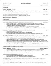 Resume Templates Investment Banking Template Banks New Resumes