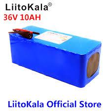 Aliexpress.com : Buy <b>LiitoKala 36V 10ah 500W</b> 18650 lithium ...