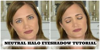 neutral halo eyeshadow tutorial blue eyes women over 40 cate trunnell you