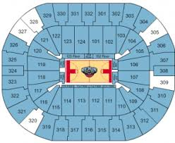 Pelicans Seating Chart New Orleans Pelicans Tickets Smoothie King Center