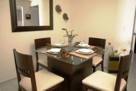 Small Picture Dining Room Decorating Ideas For Small Spaces Modern Home