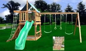diy backyard swing set plans how to build a wooden swing set wood idea wooden swing diy backyard swing set