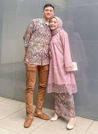 Baju couple kondangan sangat tepat untuk kamu dan pasangan gunakan. 20 Inspirasi Baju Couple Muslim Yang Serasi Abis Hai Gadis