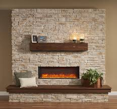 gallery linear built in electric fireplace