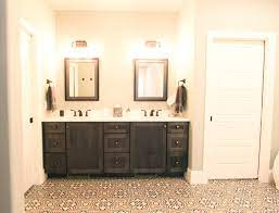 Grey Stained Cabinets Bathroom Ideas Houzz