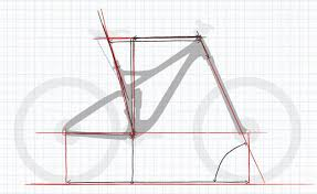 Mtb Geometry Chart Mtb Frame Geometry Explained Mountain Biking Australia