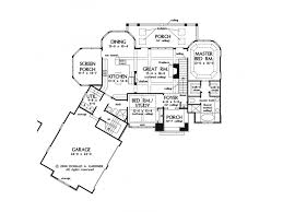 eplans european house plan 2390 square feet and 4 bedrooms from unusual bedroom plans with