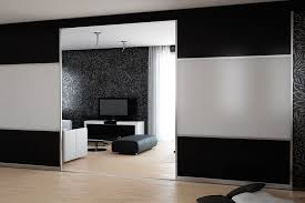 made to measure sliding room dividers