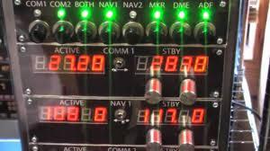 fsx diy radio control panel