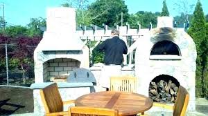 pizza oven smoker combo pizza en smoker combo outdoor fireplace and kits grill smoker pizza oven