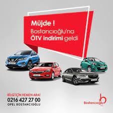 Otomobile ÖTV indirimi geldi !... - Bostancıoğlu Otomotiv