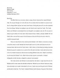 blind side essay essay zoom