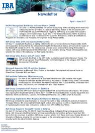 Unified Chart Of Accounts 2017 19 Best Iba Group Newsletters Images In 2019 Fortune