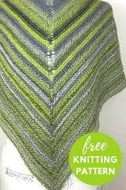 Knit Shawl Pattern Free Custom Ideas
