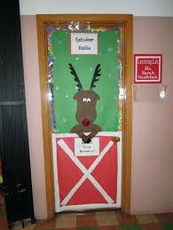 office christmas door decorations. Christmas Door Decorations Contest Creative Decorating Office Pictures