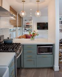 Peninsula Kitchen Kitchen Peninsula Designs That Make Cook Rooms Look Amazing