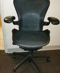 Product Of The Week Herman Miller Aeron Chair  Larneru0027s Office Aeron Office Chair Used
