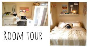 ROOM TOUR | Small Bedroom Ideas   YouTube
