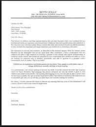 Cover Letter Sample For English Teacher Position   Professional     Sample Cover Letter For Job Application Examples Resignation Sample Letters  Of Application