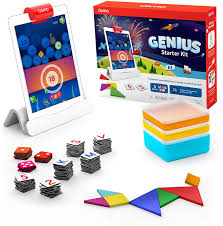 Math Line Designs From Around The World 4 6 Osmo Genius Starter Kit For Ipad New Version Ages 6 10 Osmo Base Included