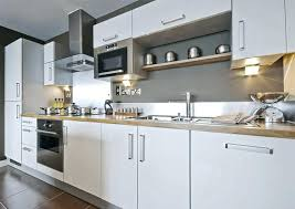 One Wall Kitchen Designs With An Island Plans Cool Ideas