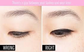 makeup for beginners eyeliner gap