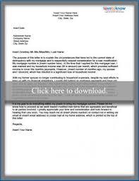 mortgage modification hardship letter sample hardship letter for a loan modification lovetoknow