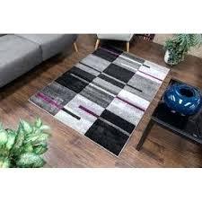 purple and grey rugs for diamond squares modern rug purple gray rug grey and area rugs abstract medium dark