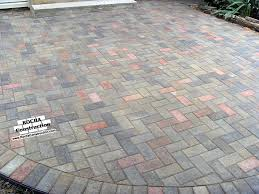 brick pavers cost amazing decoration paver cost good looking paver and brick patios how much do