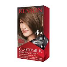 Revlon Light Ash Brown Hair Color Chart Revlon Colorsilk Beautiful Color Hair Color Medium Brown