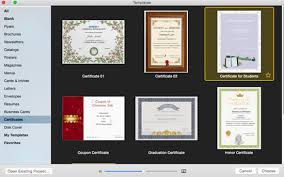 How To Create A Certificate With Abundant Free Certificate Templates