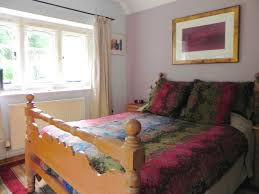 Bed And Breakfast Near Bradford On Avon Church Cottage Winsley - Double bedroom