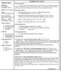 Microsoft Word 2 Page Resume Template Format One Free Download ...