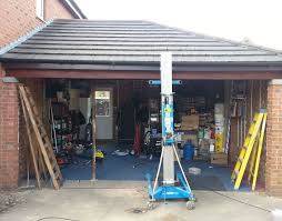 rsj lintel installation double garage conversions do you have a double garage that has two single doors are you finding a squeeze to park your car in the