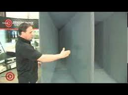 bullet trap by shooting range