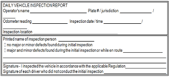 Safety Audit Checklist Commercial Vehicle Operators Safety Manual