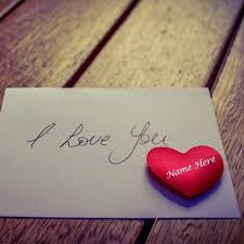 Write Name I Love You Greeting Card Imagei Love U Greeting Heart Stunning Love Pics With Name Edit