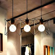 industrial lighting for the home. Industrial Lighting Fixtures For Home 3 Light Modern Pendant Pertaining To Popular The