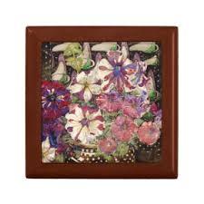 charles rennie mackintosh petunias gift box